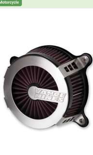 Vance & Hines air filter for Harley Davidson touring