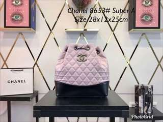 Chanel back pack grade Super A