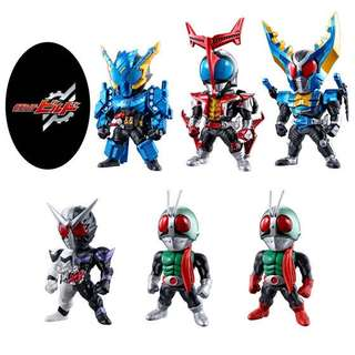 CONVERGE KAMEN RIDER Part.11 10Pack BOX (CANDY TOY)(Preorder-Aug2018)