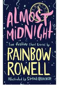 Ebook Almost Midnight