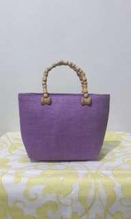 Native bag from bicol