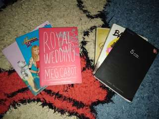 NOVEL WATTPAD / ROYAL WEDDING / HANNAH MONTANA / DONGENG ANAK
