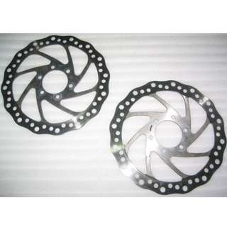 bicycle disc brake rotor plate . 160mm