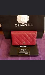 💖  Authentic   Chanel wallet 💖
