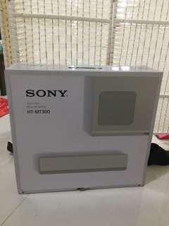 Sony sound bar HT-MT300