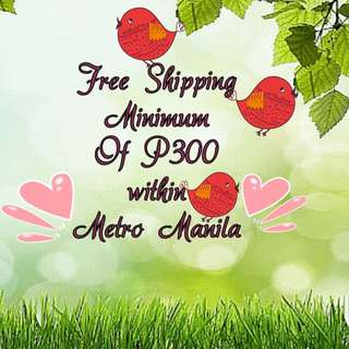 FREE SHIPPING💋
