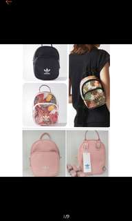 (Po) Mini adidas Backpack / Sling bag