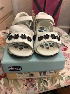 Chicco Baby Kids Children Sandals Shoes x Mini Melissa x Saltwater