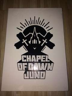 Juno 麥浚龍 Chapel Of The Dawn CD+DVD (欠booklet)