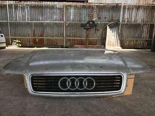 Audi A4 bonet