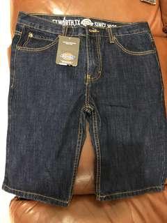 Dickies 牛仔短褲