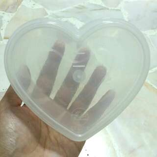 Heart-shaped Slime Container