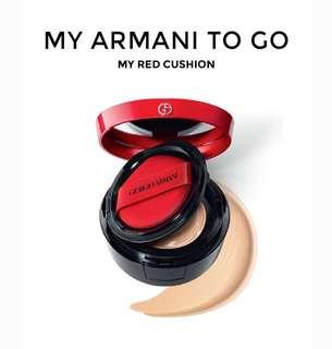 🕊Giorgio Armani To Go Iconic Cushion 15g/SPF23
