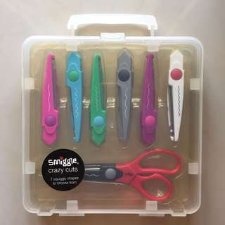 (BN) Smiggle Craft Scissors