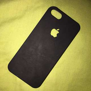 Iphone silicon case 5/5s