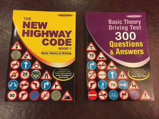 Basic Theory of Driving and Driving Test Sample Q&A