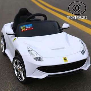 Rechargeable Car Ferrari