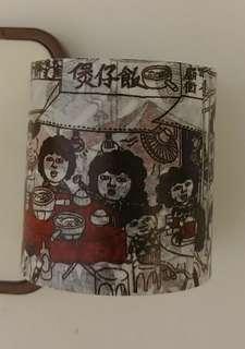 分裝紙膠帶 - 香港 - 廟街