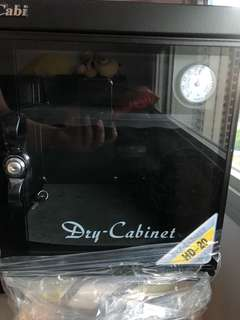 Non working Dry Cabinet can be use as dry box