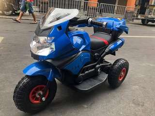 Rechargeable Motor BMW Goma Gulong