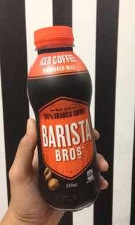 ICED COFFEE BARISTA BROS