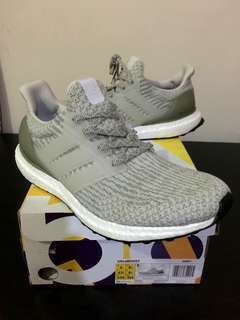 Authentic ADIDAS Ultra Boost 3.0 Pearl Grey