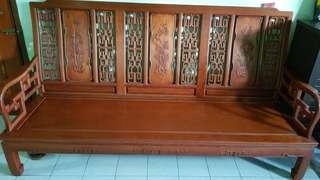 Rosewood Sofa Set