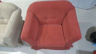 Kids one seater sofa ( From Macy )