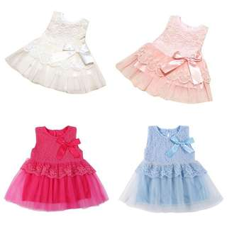 (PO: 1 week) Baby Girl Dress