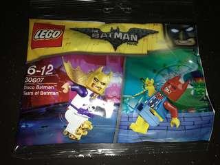 LEGO 30607 Disco Batman/Tears of Batman Polybag