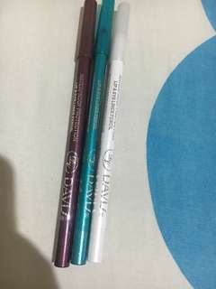 Lip and eye liner pencil. From brand Davis,New. Freong jabodetabek