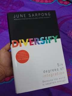 Difersify book