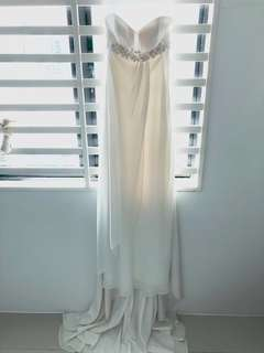 Wedding Dress (white)