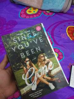 Since you've been gone book