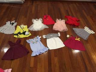 Dress for age 2& 3