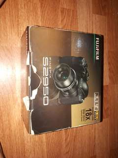Fujifilm finepix s2950 2nd hand