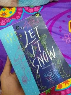 Let it snow novel