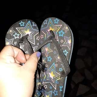 Girls slippers u.s.7.5 inches kids