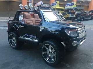 Rechargeable Ford Ranger for Kids