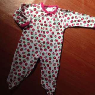 Baby Sleepsuit 🍒