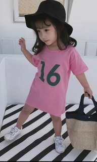 #weloveall Baby Girl Kids Dress