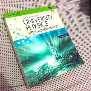 University of Physics with Modern Physics
