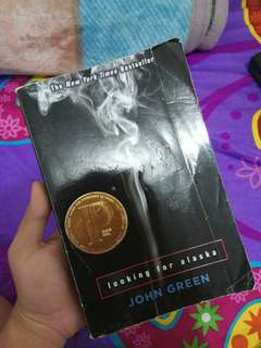 Looking for alaska novel
