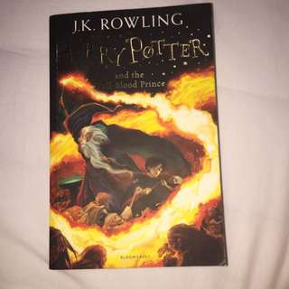 Buku harry potter halfblood prince