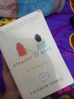 Eleanor & oartk novel