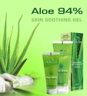 Nature's Secrets Aloe 94% Skin Soothing Gel - 100ml