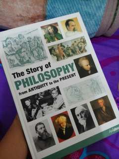 The story of philosophy ensiklopedia