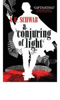 Ebook A Conjuring of Lights (Shades of Magic #3)