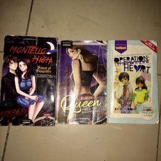 wattpad books *get these 3