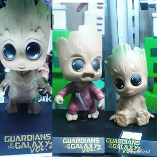 Guradians of thr galaxy vol. 2 baby groot bobblehead